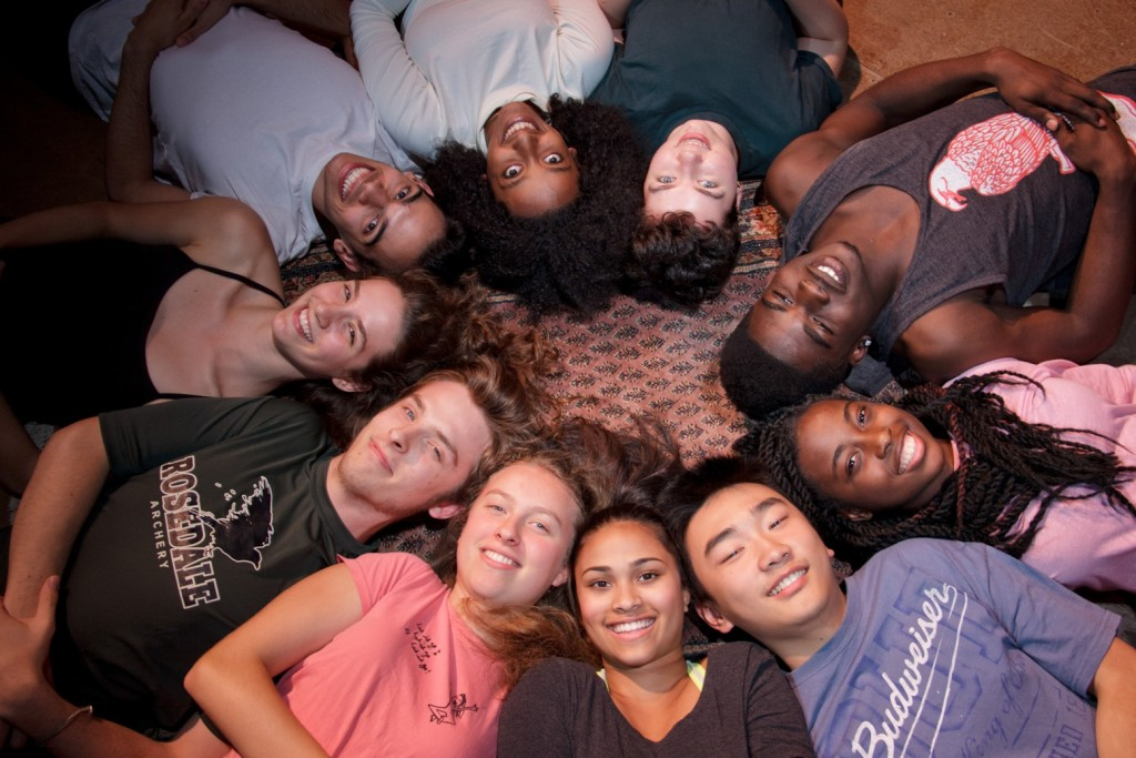 Youth Artists at Soulpepper (photo courtesy of Soulpepper Theatre Company)